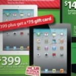 Best iPad Deals 2012 ThanksGiving