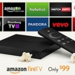 Amazon Launches Fire TV for $99
